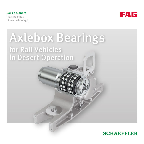 Axlebox Bearings