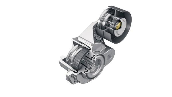 Mechanical belt tensioner